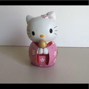 Hello Kitty Kimono Ceramic Bank